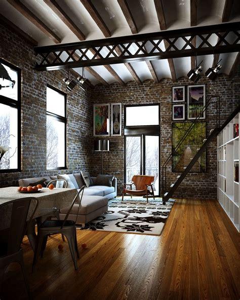 traditional livingroom best 25 loft ideas on loft house