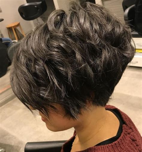 Pixie Hairstyles For Thick Curly Hair by 60 Haircuts And Hairstyles For Thick Hair