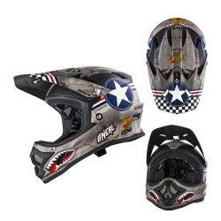 mountainbike helm kinder oneal backflip rl2 kinder evo wingman mtb helm grau weiss