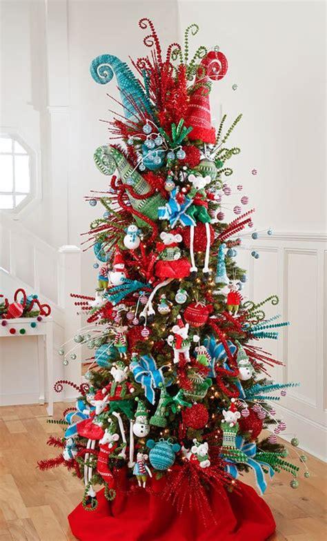 decoracion de arboles de navidad 2017