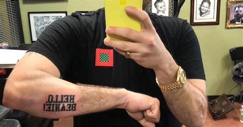 jonah hills tattoo  sisters  popsugar celebrity