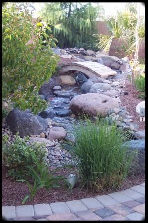 Landscape Backyard Design Ideas by Best 25 Riverbed Landscaping Ideas On