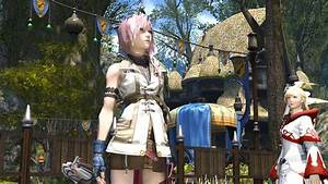 Lightning Strikes The Final Fantasy Wiki 10 Years Of