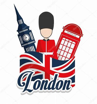 London Landmarks Illustration Vector England Ecards Ecard