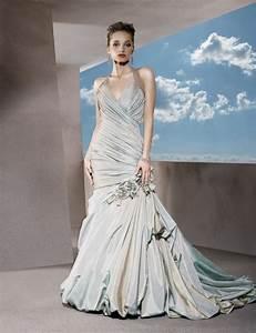 demetrios wedding dress collections 2012 taffeta ruched With side strap wedding dress