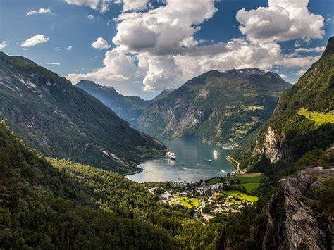 Beautiful Sights And Scenes Of Norway World Travel Hd