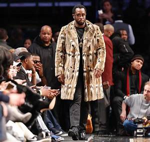 SPOTTED: Diddy In Gucci Fur Coat – PAUSE Online | Men's ...