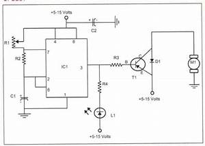 Small Dc Motor Pwm Speed Controller