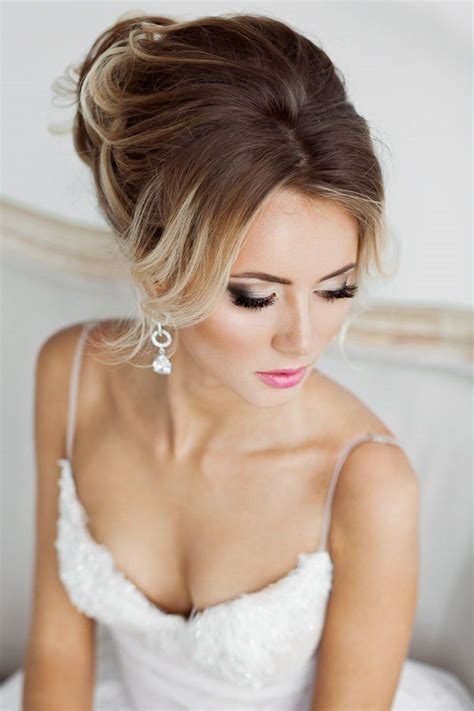 18 wedding hair and wedding makeup ideas here comes the