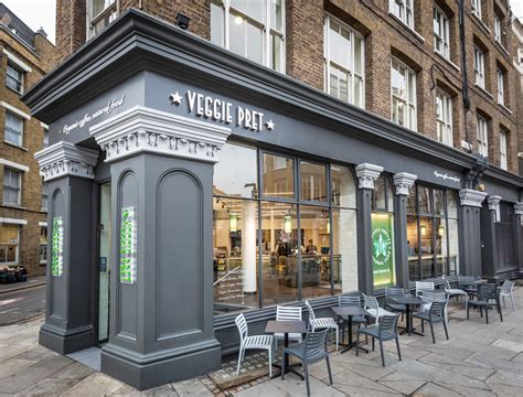 Veggie Pret to Open First Branch Outside London - Veganuary