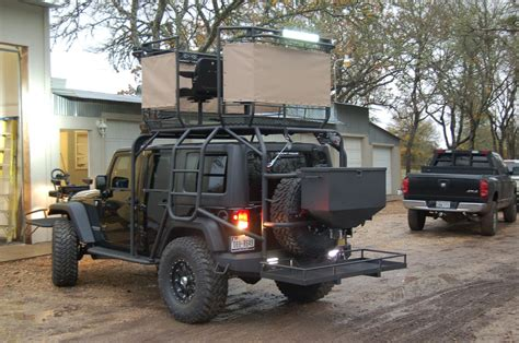 hunting jeep for sale rubicon twilight metalworks custom hunting rigs jeeps