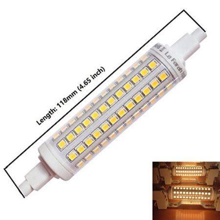 la farah r7s led bulb 118mm 10 watt warm white 2700k j