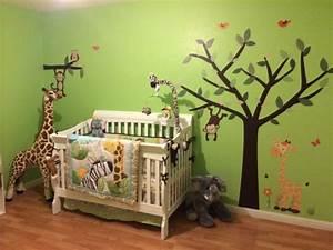 Kinderzimmer Junge Wandgestaltung : 28 coole fotos vom dschungel kinderzimmer ~ Sanjose-hotels-ca.com Haus und Dekorationen