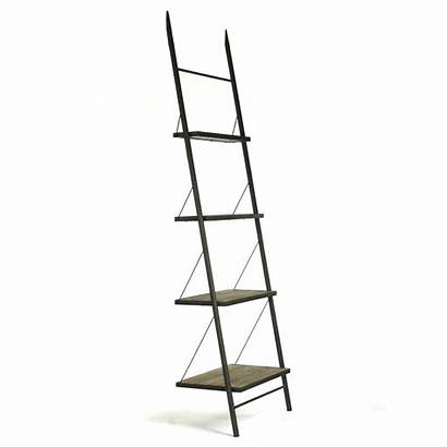 Bookcase Martynas Nookandcottage Ladder Shelving