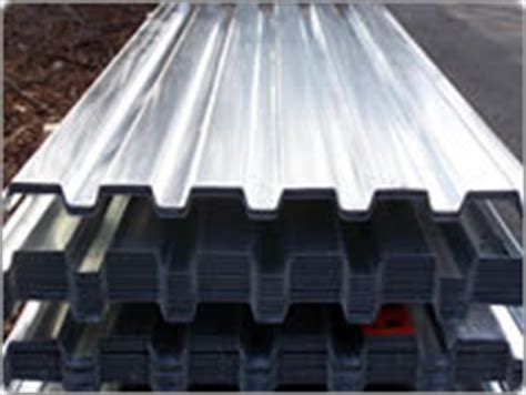 corrugated steel decking for concrete in stock type a roof deck form floor deck in ma nh
