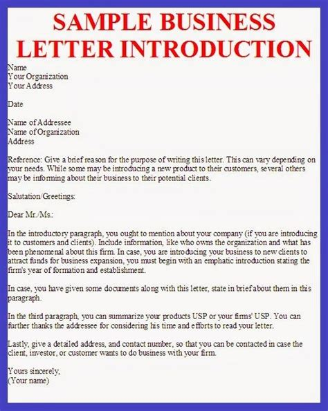 ideas  business letter sample  pinterest