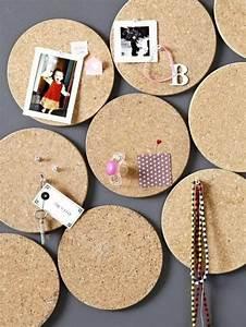 Kork Pinnwand Ikea : 1001 ideen wie sie eine pinnwand selber machen wand ~ Michelbontemps.com Haus und Dekorationen