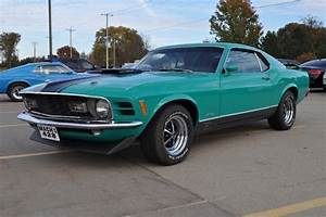 Ford Mustang Mach 1 428SCJ Grabber Green Great Car! Date Code Correct!! - Classic 1970 Ford ...
