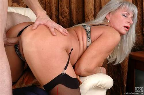 Mexican Stepmother Gives Her First Assh #Smart #Mature #In #Classy #Black #Stockings #Enjoying #Some #Fresh