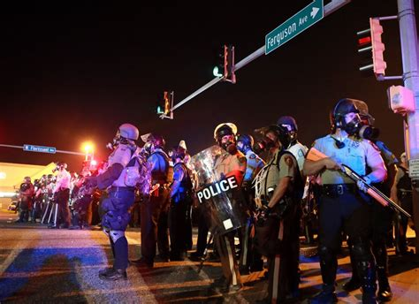 At least 31 people arrested in Ferguson, Missouri ...