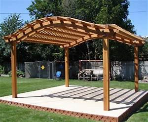 pergola design plans woodproject