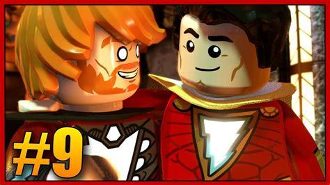 Lego Dc Super Villains #9