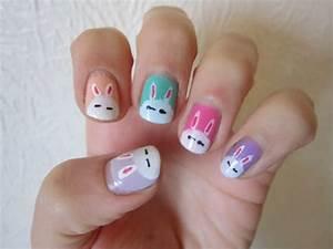 Cute Nail Art | Nail Art Easy Designs | Cute Nail Designs