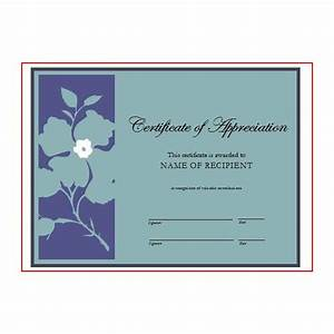 volunteer appreciation certificates free templates - free printable award certificates 10 great options for a