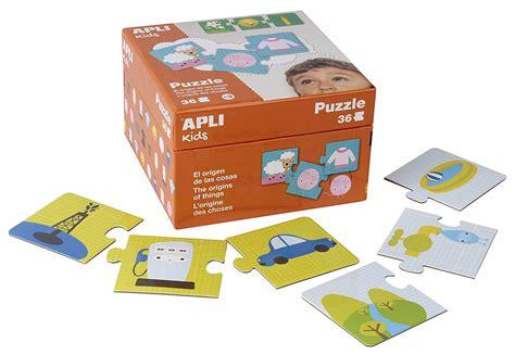 Lietu izcelsme puzle APLI 14406 - aatoys.lv