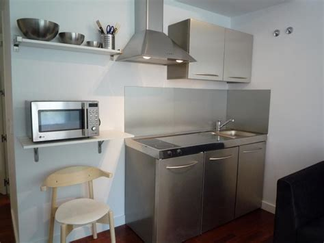 novedoso concepto de cocinas compactas de lujo