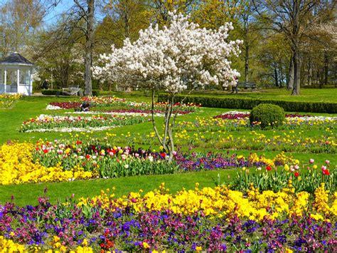 Farbenfreude Im Britzer Garten Britz