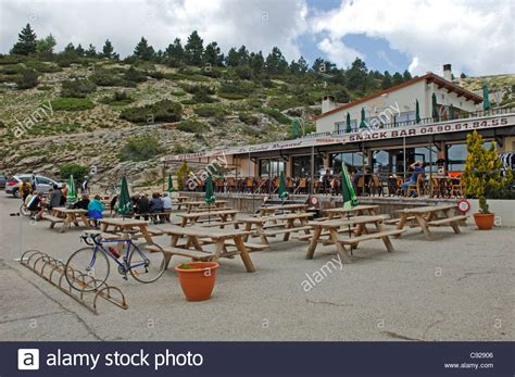mont ventoux chalet reynard chalet reynard on the south side of mont ventoux in the provence stock photo royalty free image