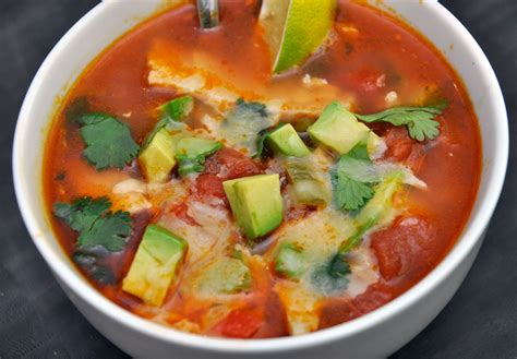 soup recipes with chicken recipe chicken tortilla soup
