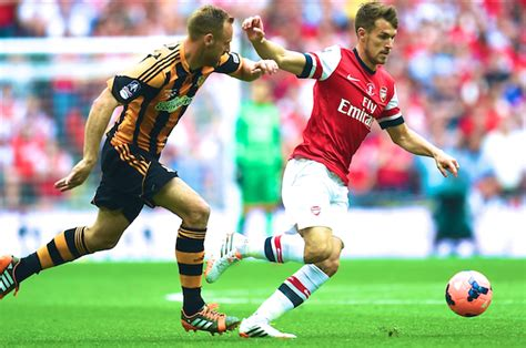 Arsenal vs. Hull City: FA Cup Final Live Score, Highlights ...
