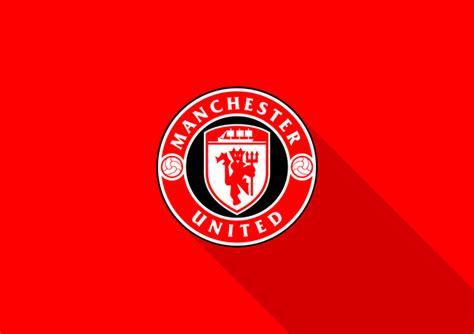 manchester united logo rebranding unofficial  behance