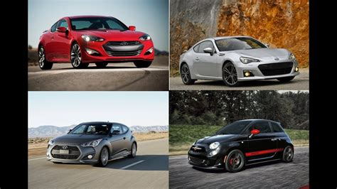 Affordable Cars Under k (2014 Edition)