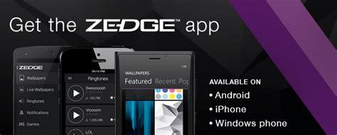zedge tons of free wallpapers ringtones notifications