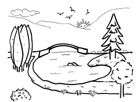 immagini da dipingere per bambini disegni da colorare bambini i paesaggio con paesaggi da