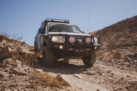 toyota land cruiser  series build expedition