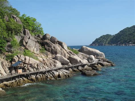 Koh Nang Yuan Island In Thailand Thousand Wonders