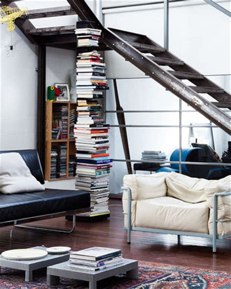 Vertical Spine Bookcases