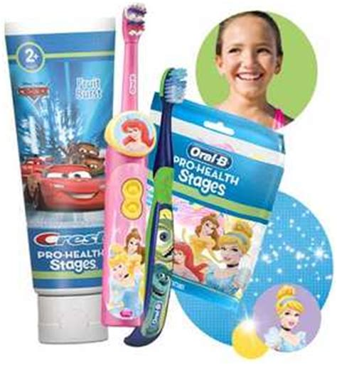 Amazon.com : Oral-B Stages 1 Disney Baby 4-24 Months