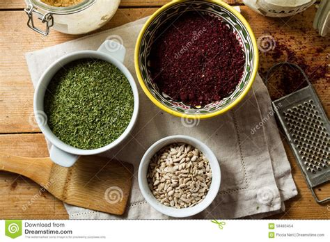 sumac cuisine middle eastern cuisine sumac parsley sunflower seeds