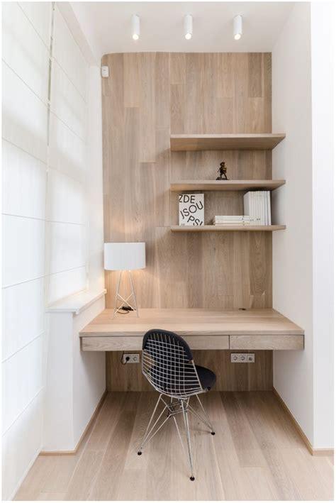 bureau de coin 5 idées pour aménager un bureau dans un petit espace