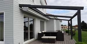 Store électrique Terrasse : store terrasse electrique ~ Premium-room.com Idées de Décoration