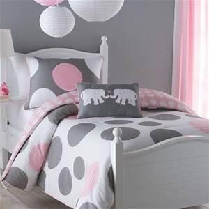 toddler comforter teal polkadot girl children kids teen
