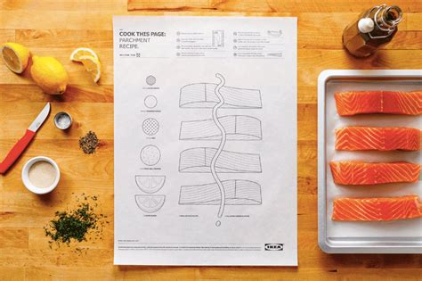 ikea cook  page interactive recipes   roll