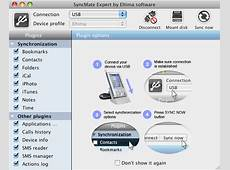 SyncMate Sync your Windows Mobile device with Mac