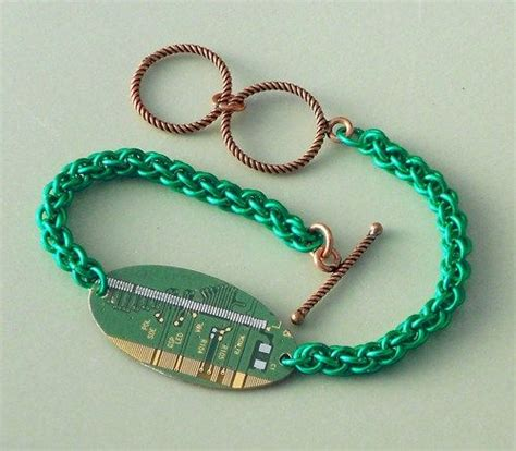 Best Images About Circuit Board Crafting Pinterest