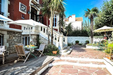 biarritz chambres d hotes hotel biarritz centre ville hotel de charme la maison du